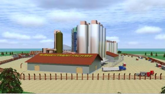 Cement Manufacturing Plant,Rwanda